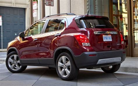 chevy tracker 2014 image gallery 2014 chevy tracker