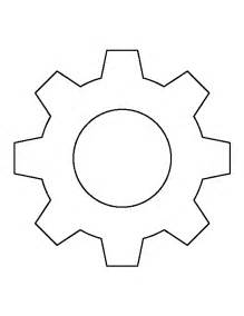 Gear Template by Printable Gear Template
