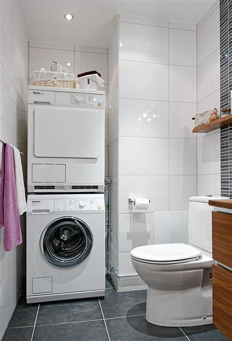 hidden laundry home and home owners on pinterest laundry bathroom for my home pinterest laundry