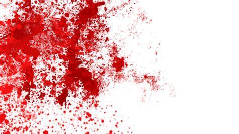 Blood Splash On White Motion Background Videoblocks Blood Splatter After Effects Template