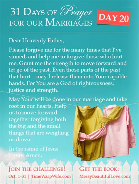 31 days of yes an month of and freedom books forgive yes forget maybe not marriage challenge 31