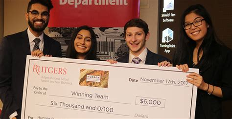Biopharma Mba Competition Rutgers by These Rutgers Mba Students Are Trying To Get Millennials