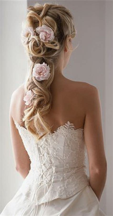 Hochzeitsfrisur Mit Clip In Extensions by Brautfrisuren Mit Haarteil