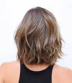hair cut medium length front at the back 15 short shoulder length haircuts short hairstyles 2016