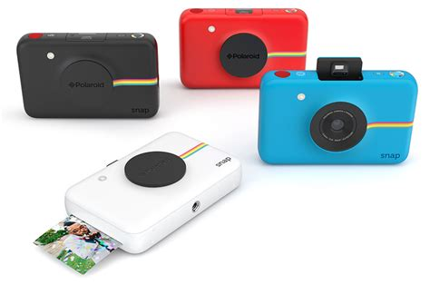polaroid instant print polaroid snap instant digital with zero ink zink