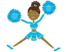 Image result for cheerleader clip art