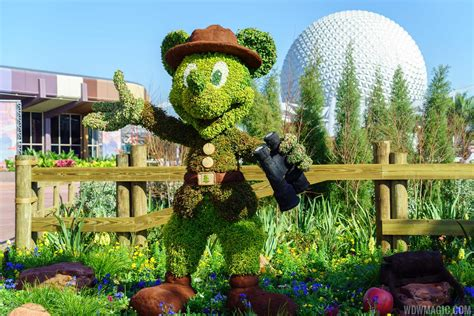 Photos 2016 Epcot Flower And Garden Festival International Flower And Garden Festival