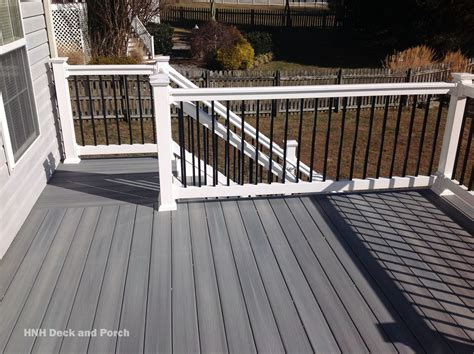 Composite Decking Brands by Deck Flooring Gallery Hnh Deck And Porch Llc 443 324 5217