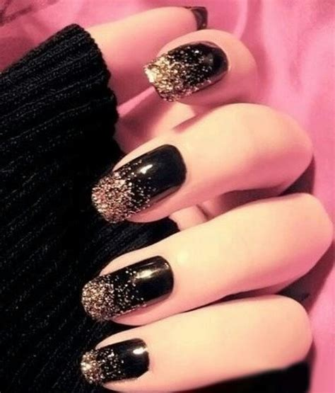 Francis Goble Also Search For Sparkly Black Nails Fabulous Makeup And Nails