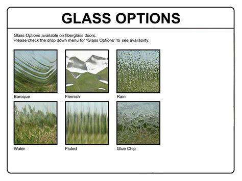 Glasscraft Full Lite Valencia 1 2 Full Lite Valencia Door Glass Options