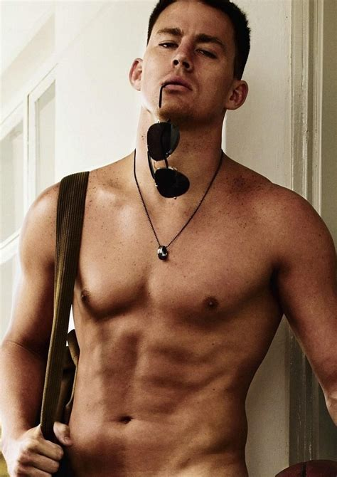 The Crucial Celebrity of Channing Tatum?s Body in