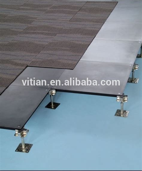 vitian ce raised floor dwg buy raised floor dwg bamboo - 1 Ultra Low Pedistal Raised Access Flooring