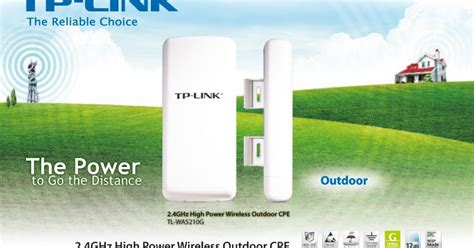 Harga Tp Link Outdoor Wireless Access Point Tl Wa7210n access point outdoor menggunakan tp link tl wa5120g