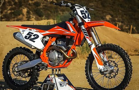2018 ktm 350 xcf mxa motocross race test 2018 ktm 350sxf