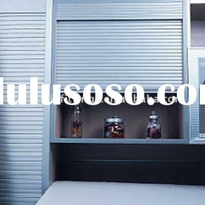 kitchen cabinet roller shutter doors custom cabinet roller shutters memsaheb net
