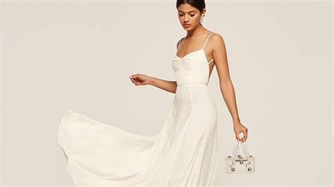 simple elegant wedding dresses  arent boring