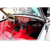 1963 Triumph Spitfire Interior  BenLevycom