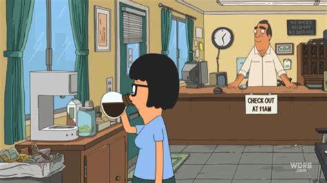 Bob's Burgers Does Coffee