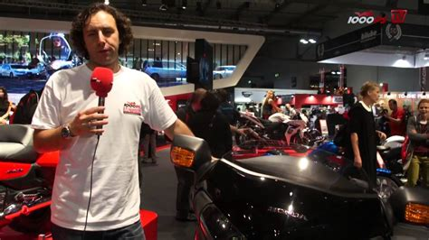 Motorrad News 6 2013 by Video Premiere Honda Gold Wing F6b News 2013 Eicma 2012