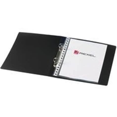 Jual Binder Untuk Kuliah Binder Black rexel a5 budget 2 ring binder black office products