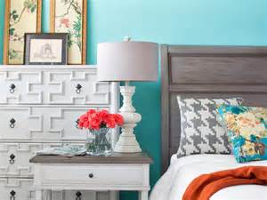 decorating with aqua color palette and schemes for rooms
