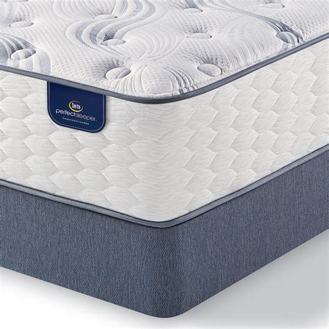 Serta Sleeper Luxury Plush Mattress by Serta 92657 Sleeper Plumstead Plush Mattress