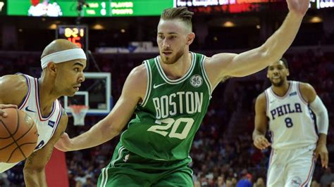 Gamis Labella Reg 1a 40 look gordon hayward ditches his ankle brace months after