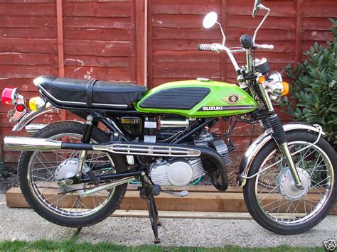 Suzuki Stinger For Sale Suzuki T125 Stinger Gallery Classic Images Classic