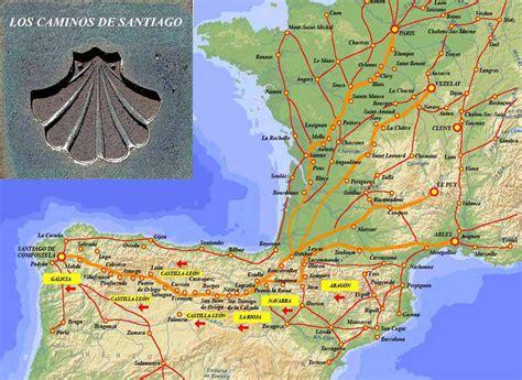 camino to santiago de compostela la historia camino de santiago novabitacora