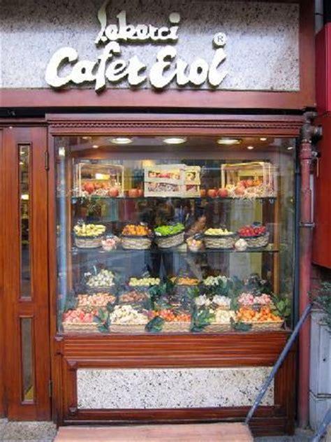 Dresert Shop dessert shop picture of turkish flavours istanbul tripadvisor