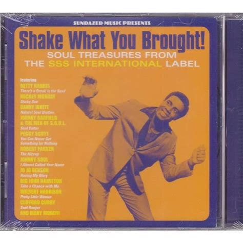 Cd Shakedown You Think You shake what you brought by v a cd with backpagerecords ref 118054007