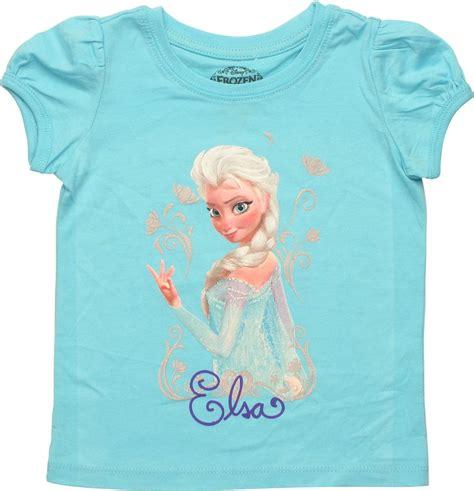 T Shirt Frozen frozen elsa look back toddler t shirt