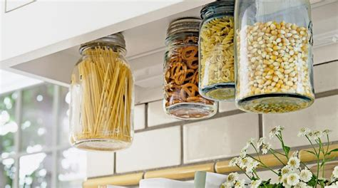 storage jars kitchen 48 kitchen storage hacks and solutions for your home