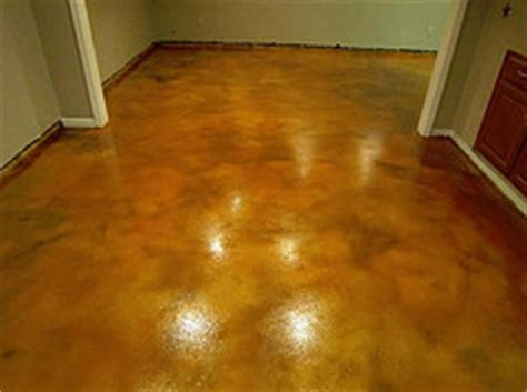 how much does it cost to stain a concrete floor networx