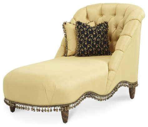 traditional chaise lounge smith chaise traditional indoor chaise lounge chairs by
