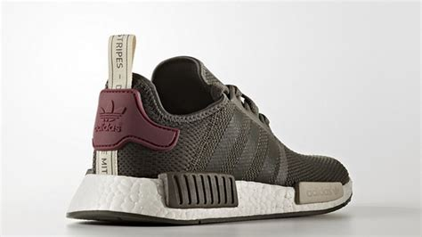Olive Maroon adidas nmd r1 olive maroon the sole supplier
