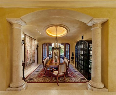 tuscan rooms tuscan dining room traditional dining room santa