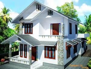 kerala home design floor double floor beautiful kerala home design plan sweet