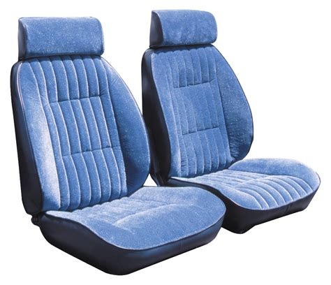 With Reclining Seats by 1984 87 Seat Upholstery Reclining El Camino Regal