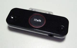 Review Griffin Italk Pro by Schwarztech Review Griffin Italk Pro