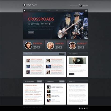 drupal themes job portal music drupal themes templatemonster