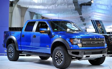 ford unveils f 150 svt raptor special edition cars today
