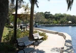 car rental new port richey sims park new port richey florida beautiful walk way