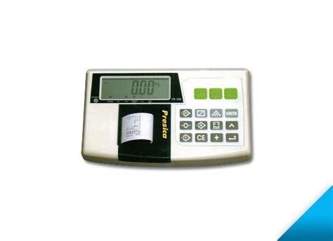 Timbangan Digital Print Out timbangan jembatan printicator fb 530 pt indodacin
