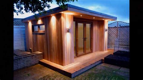 stunning timber frame garden room build  planet design