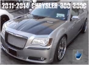 Chrysler 300 Custom Accessories 300fx Chrysler 300 Aftermarket Accessories Custom Grilles