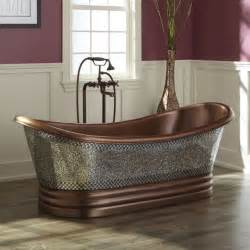 Slipper Bath Shower Enclosure Best 25 Copper Tub Ideas On Pinterest