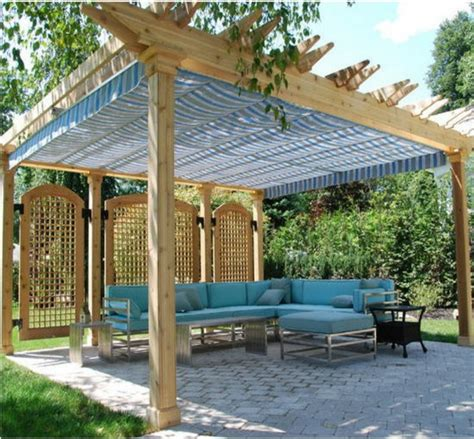 covering a pergola for pergola and patio covers freestanding but protected structures image 2411470 by
