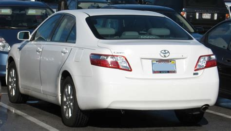 2007 Toyota Camry Hybrid 2007 Toyota Camry Hybrid Information And Photos Momentcar