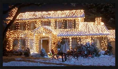 christmas lights projected on house the illuminator instant light projector dudeiwantthat